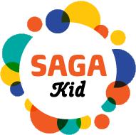 Saga Kid Logo