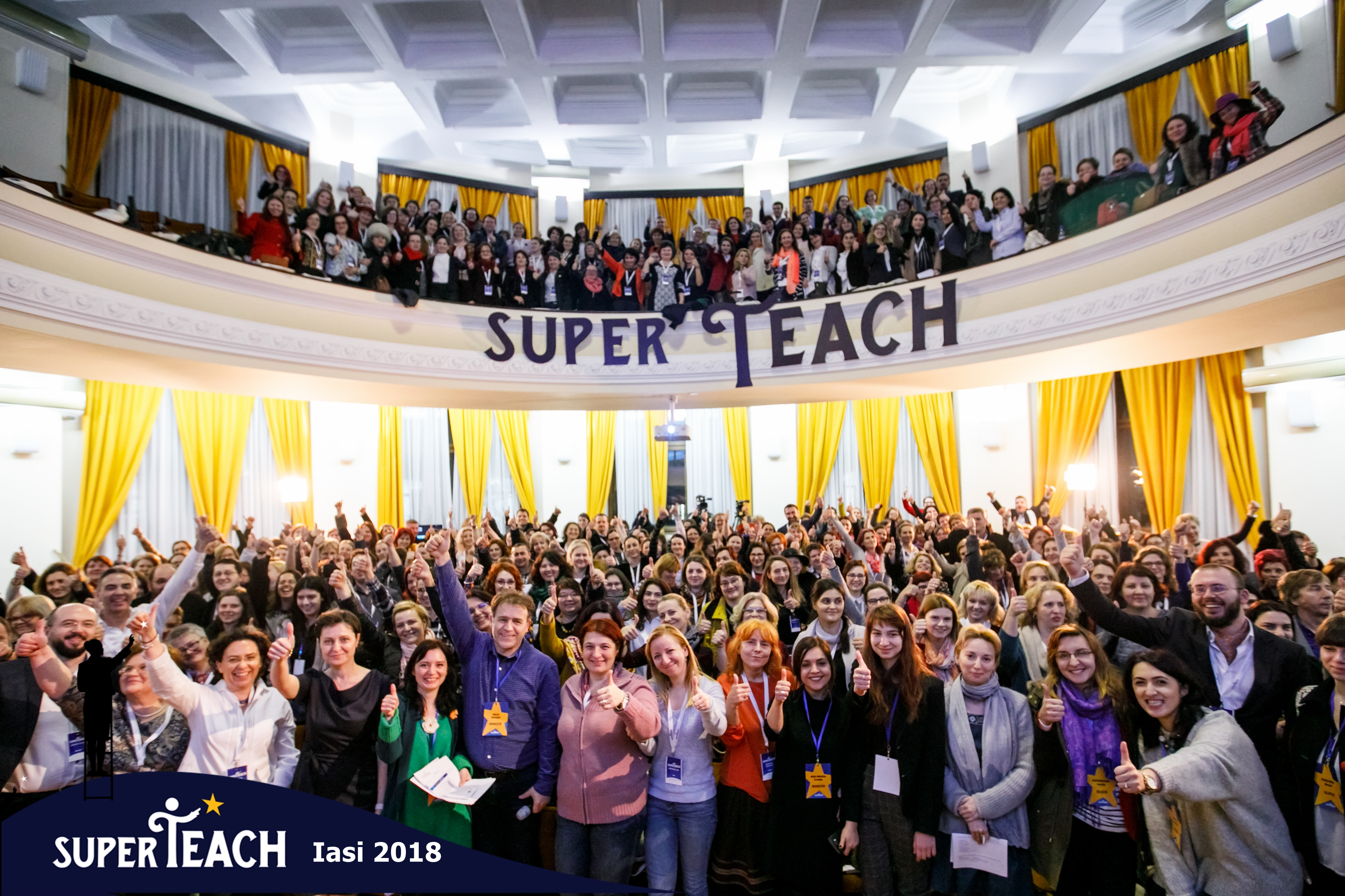SuperTeach Iasi 2018