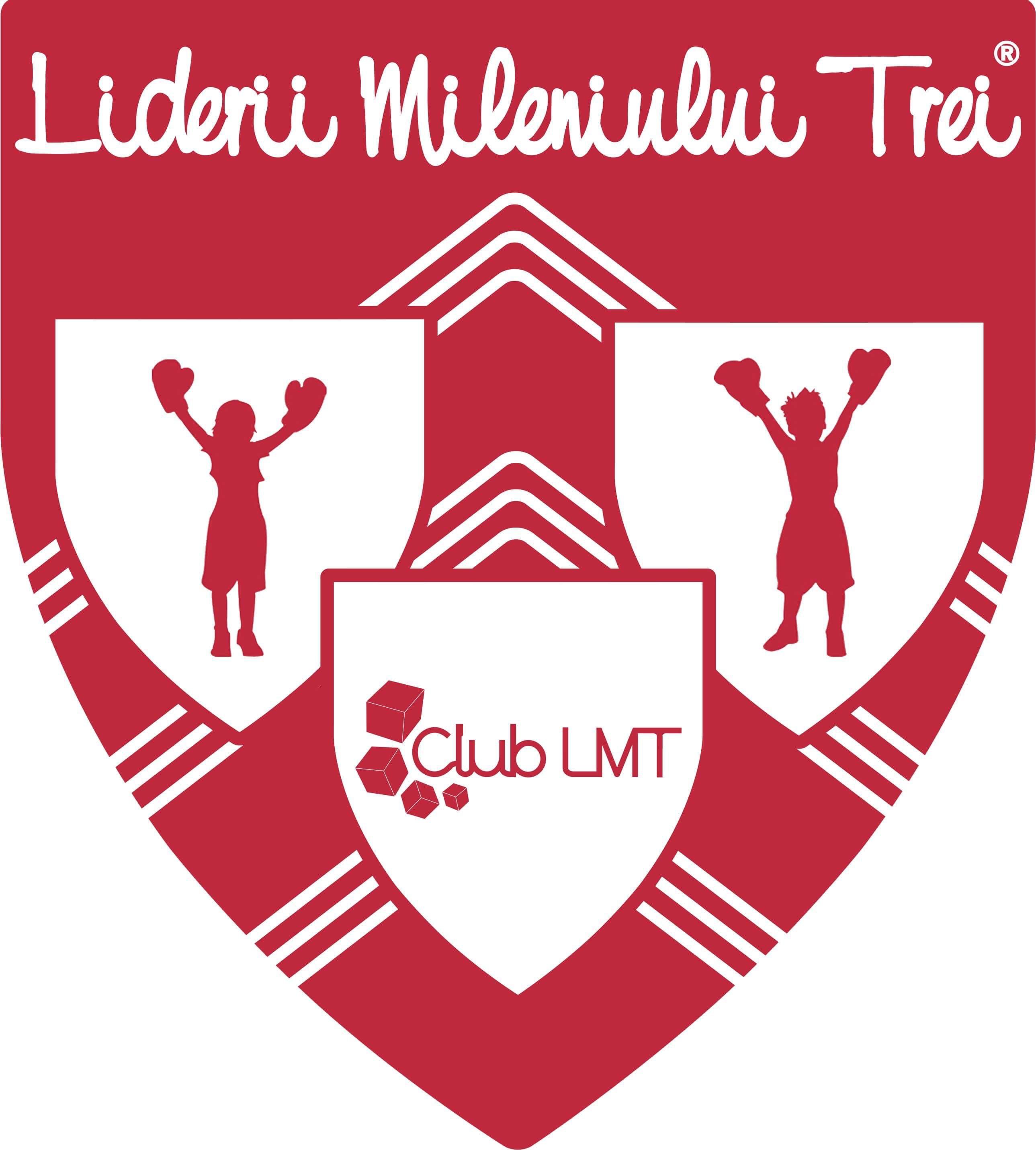Liderii Mileniului Trei Logo