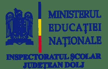 Inspectoratul Școlar Județean Dolj Logo