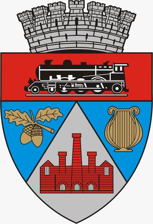 Primăria Municipiului Reșița Logo
